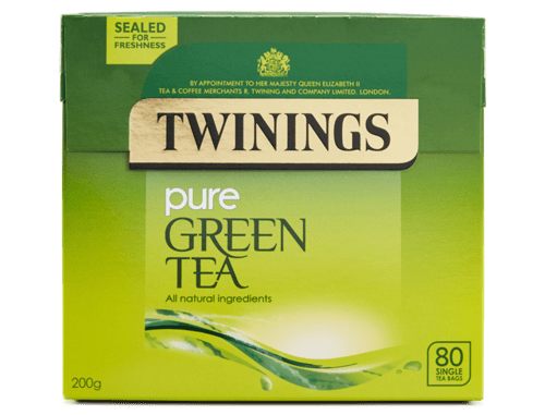 Twinings Pure Green Teabags PK80