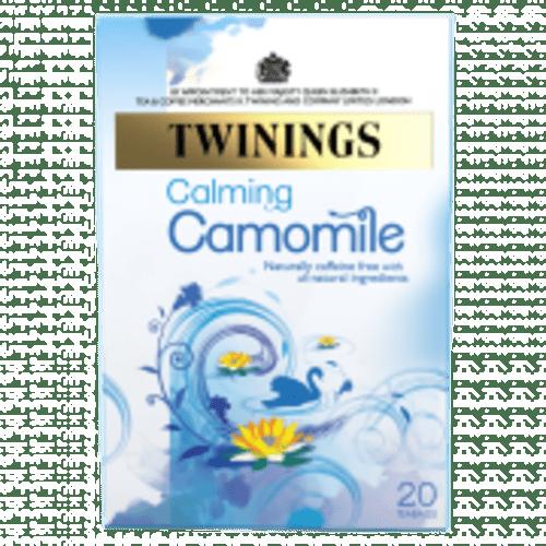 Twinings Infusion Tea Bags Camomile