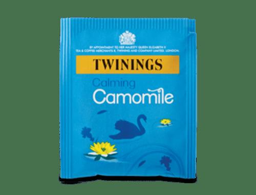 TWININGS CALMING CAMOMILE ENVELOPE TEA BAG EACH