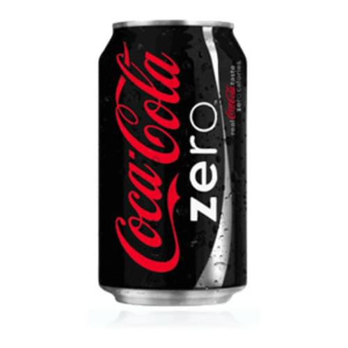 COKE ZERO 330ML X 24 CAN
