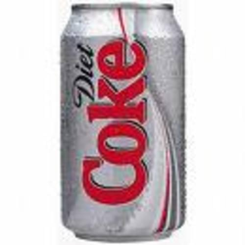 DIET COKE CANS 330ML PK24