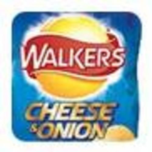 WALKERS CHEESE & ONION 32X32.5G
