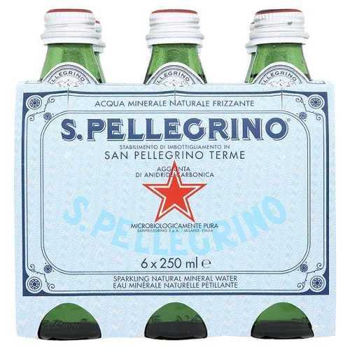 S.PELLEGRINO SPARKLING MINERAL 24 X 250ML