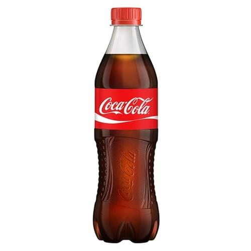 COCA COLA 500ML BOTTLES X 24