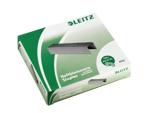 LEITZ STAPLES 23/15 XL 10MM [FOR STAPLER 5579] PK1000