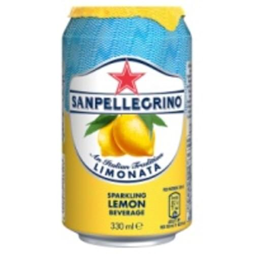 SAN PELLEGRINO SPARKLING FRUIT LIMONATA 300ML PK24