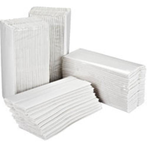 2PLY HAND TOWEL WHITE PK2355