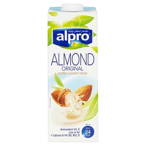 ALPRO DAIRY FREE ALMOND LONGLIFE DRINK 1LITRE