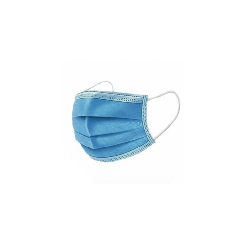 3 Ply Disposable Masks pk 50