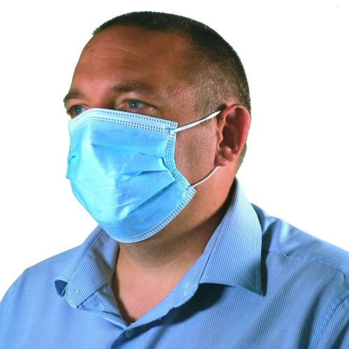 Type IIR Face Masks 50 Pack