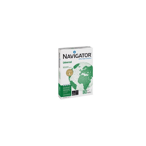Navigator Universal Paper Multifunctional 80gsm 500 Sheets per Ream A4 White Code NAV0317