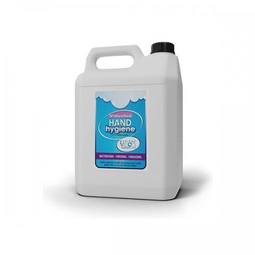 5L Hand Sanitiser, 70% alcohol (2x5L )