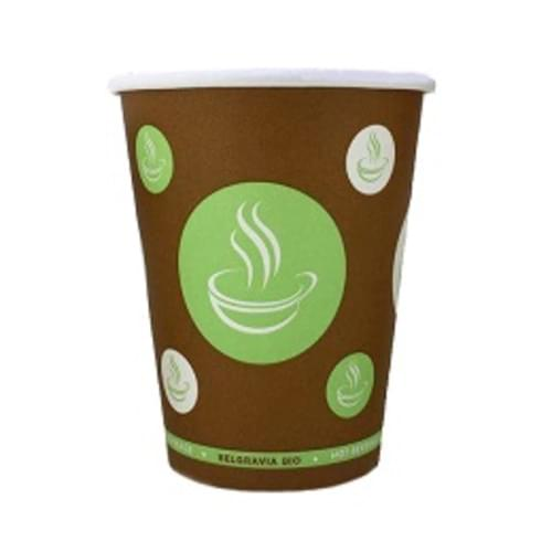 10oz Belgravia Bio Paper Cups PK1000