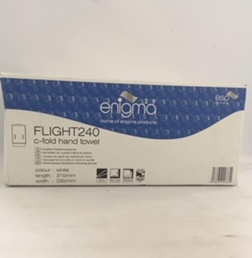 FLight Disposable C Fold Hand Towel 2400