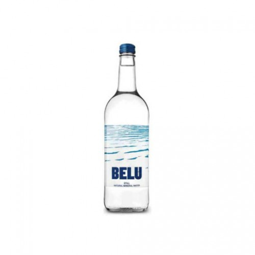 Belu Sparkling Water - 12 x 75cl (Glass)