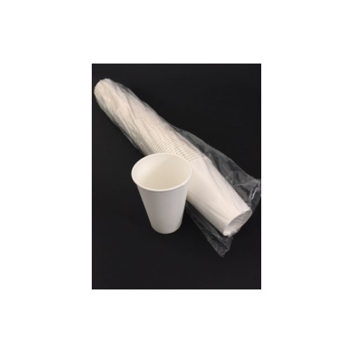 7oz PAPER CUPS PLAIN (PACKED 2000's)