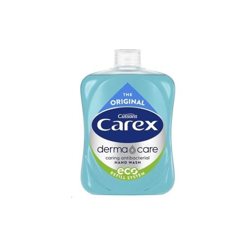 Carex Anti Bacterial Handwash 500ml {Squeeze Top}