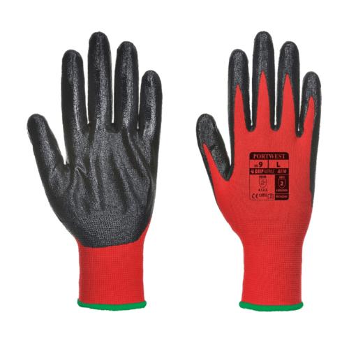 Flexogrip Nitrile Glove Grey Extra Small A310