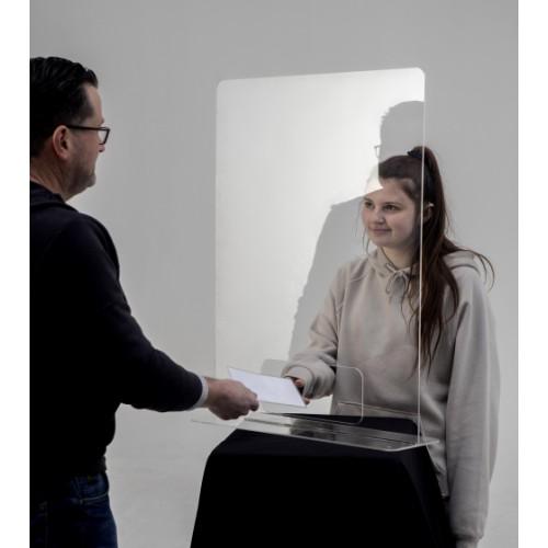 Sneeze Screen  Acrylic 800mmH X 600mm