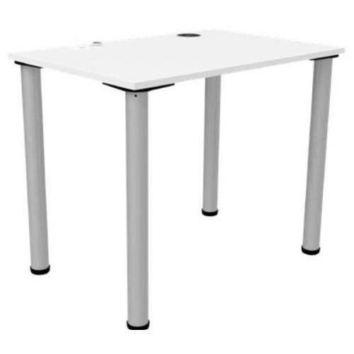 WFH02 Homeworking Desk - White