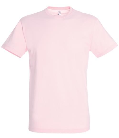 SOLS Regent T-Shirt Pale Pink Size XXL