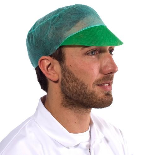 Snood Cap Green - 10x50