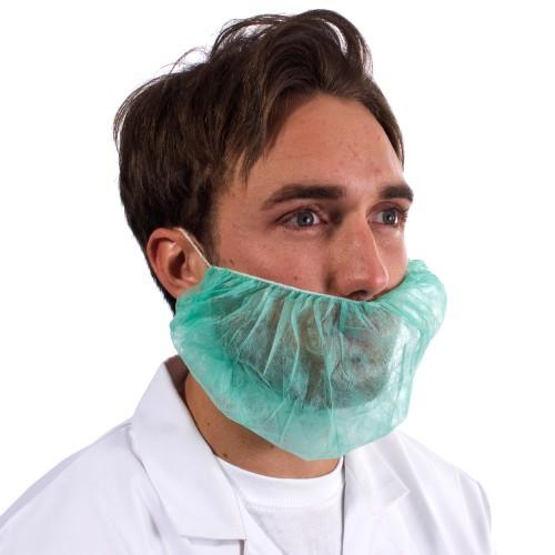 Beard Mask Green - 10x100