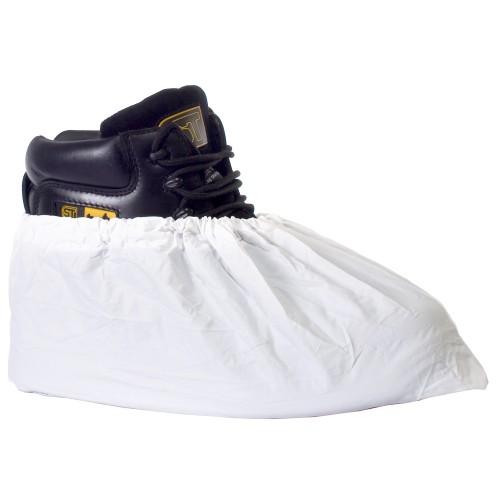 PVC O/shoe white 40cm w s - 4x100