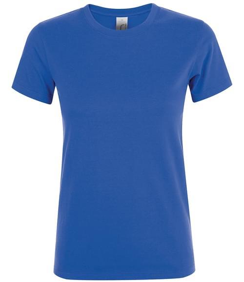 SOLS Lds Regent T-Shirt Royal Size 3XL
