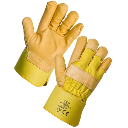 Yellow Hide Rigger - 10x12