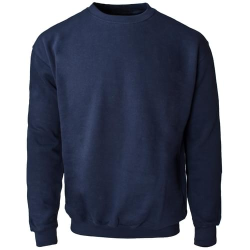 Sweat Shirt Navy 305 gms - 4XL-