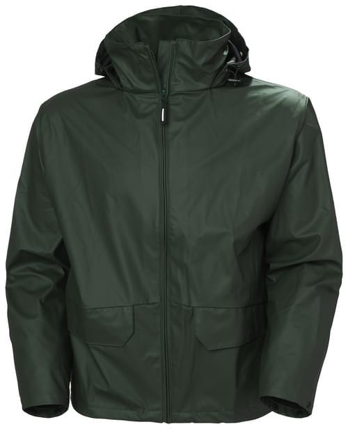 Helly Hansen Workwear VOSS JACKET 490 DARK GREEN Size XS