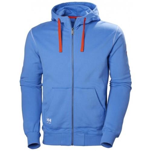 Helly Hansen Workwear OXFORD FZ HOODIE 530