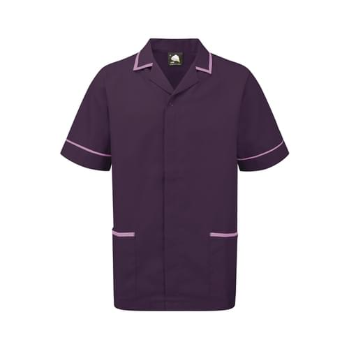 Orn Darwin Male Tunic Purple / Lilac Size XXL