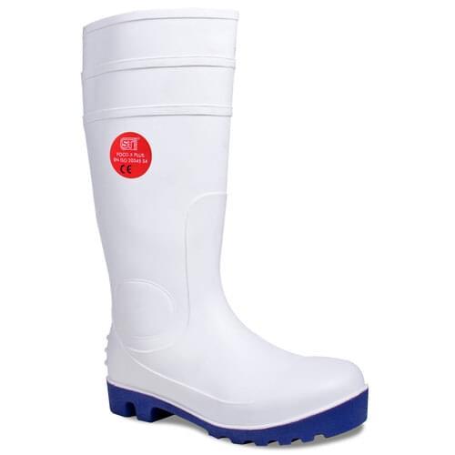 ST Food Ex +- S Toe- White- size 12- S4 SRA