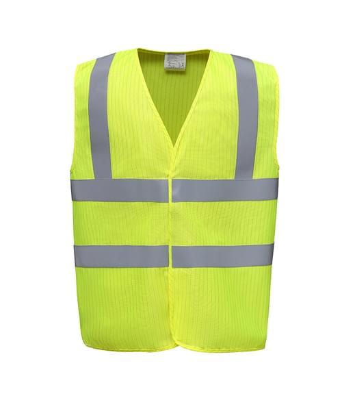 Yoko AS FR Waistcoat Yellow Size XL