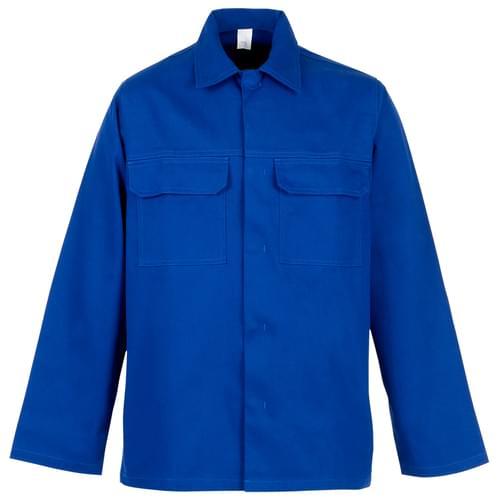 FR Jacket Royal Blue - 330 gsm - 3Xlarge
