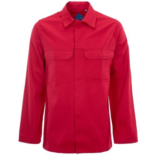 FR Jacket Red - 330 gsm - 2Xlarge