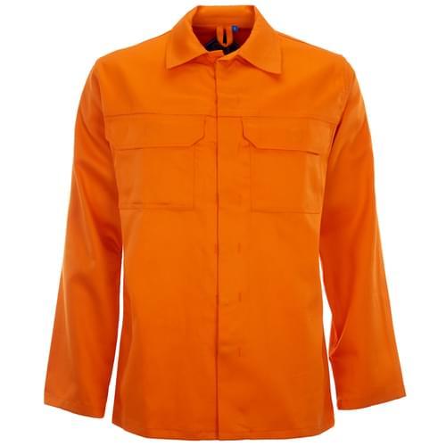FR Jacket Orange - 330 gsm - Xlarge