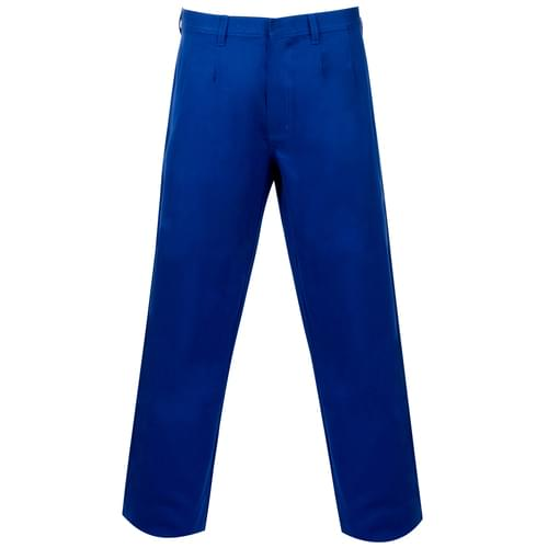 FR Trouser Royal Blue - 350 gsm - Long - W48