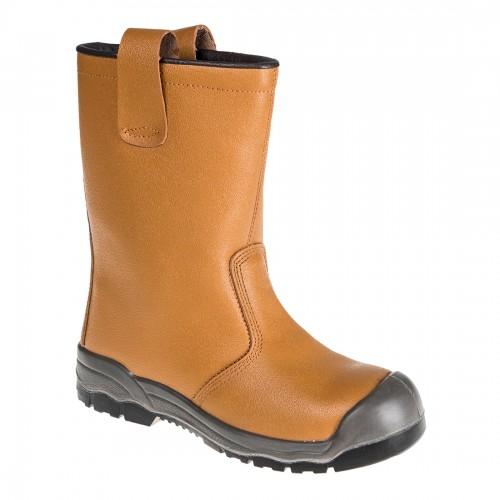 Steelite Rigger Boot S1P CI (With scuff cap)