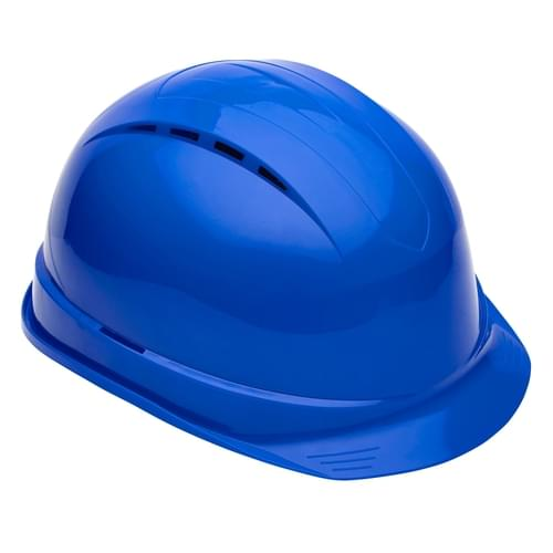 Safety Helmet Basic Blue