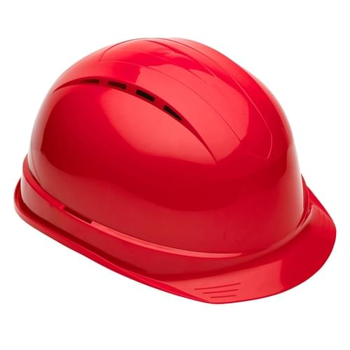 Safety Helmet Basic Red