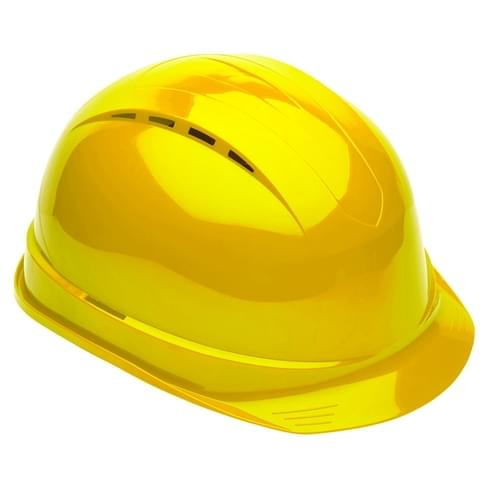 Safety Helmet Basic Yellow