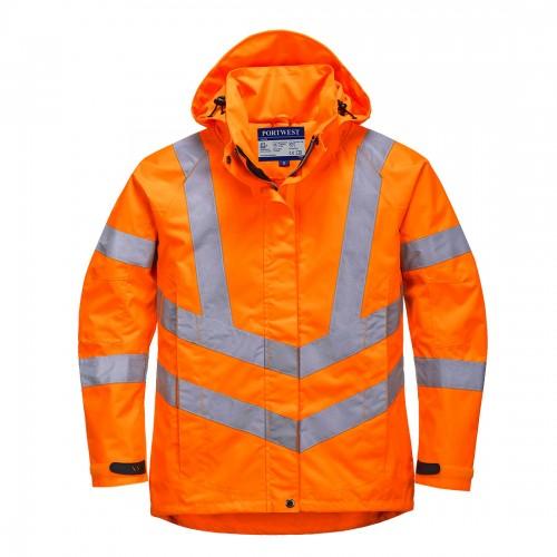 Ladies Hi-Vis Breathable Jacket