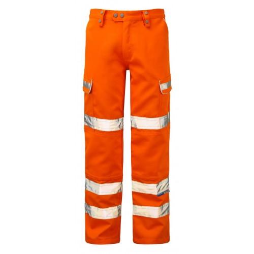 PULSAR Rail Spec Combat Trousers Orange