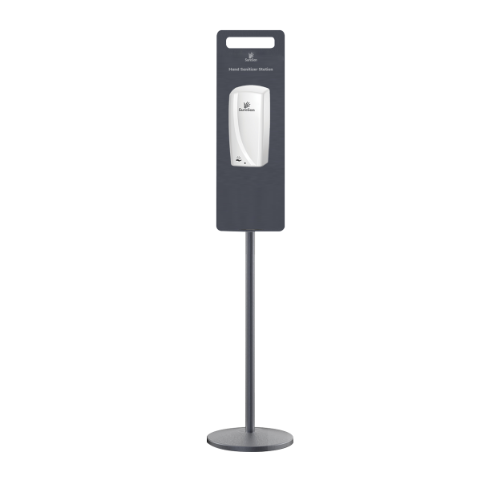XP2 Pole Stand For 1L Sanitizer Touchless Dispenser