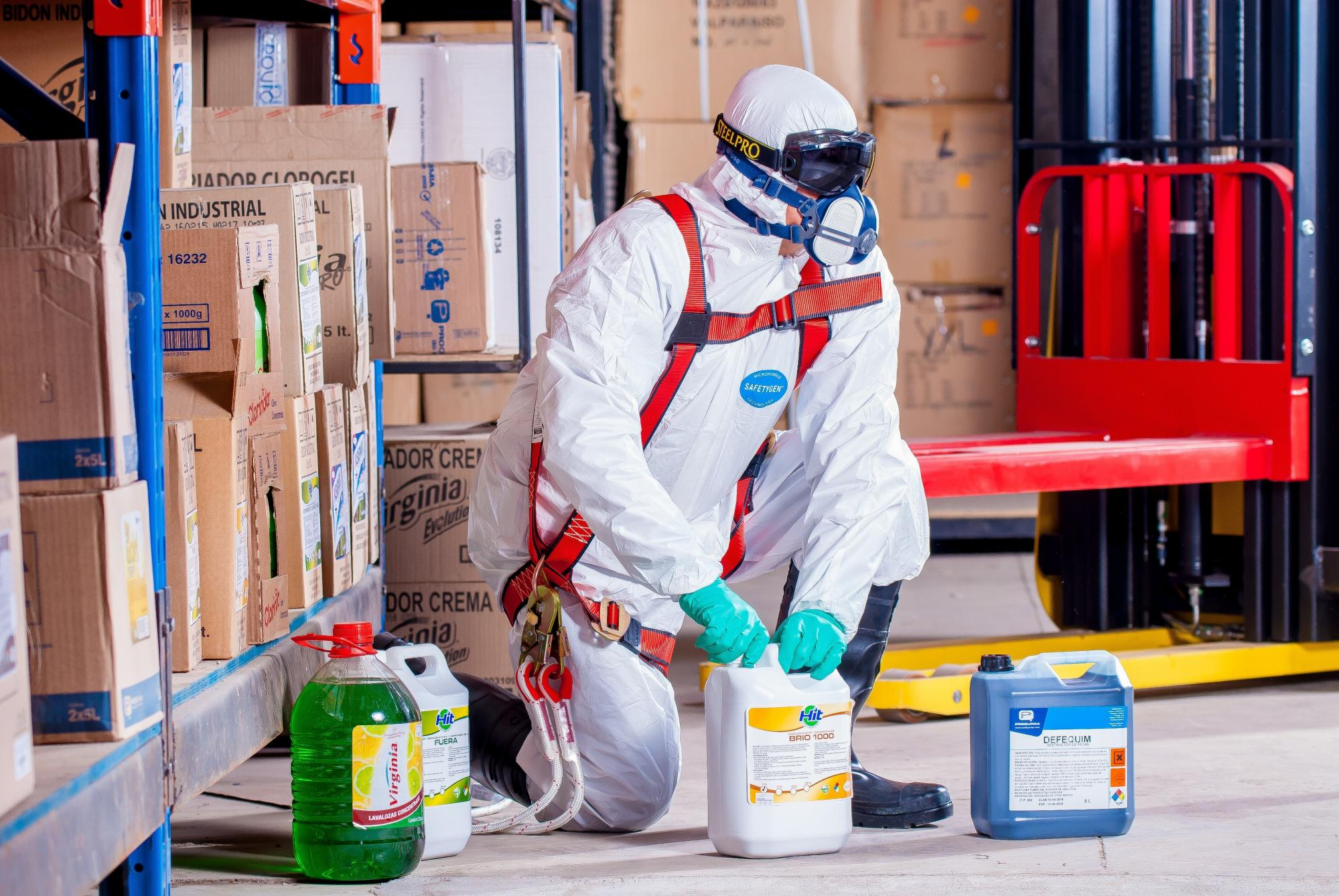 The Different Types of PPE Workwear