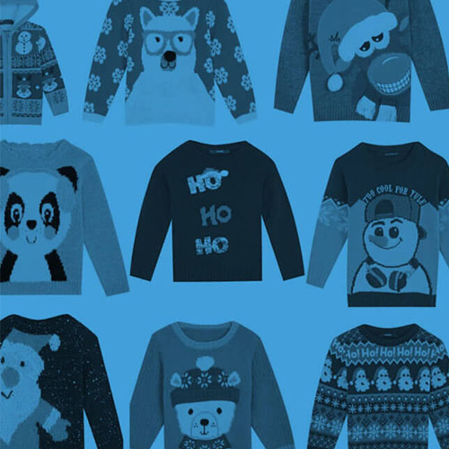 Annual Nurseries Christmas Jumper Competition 2017