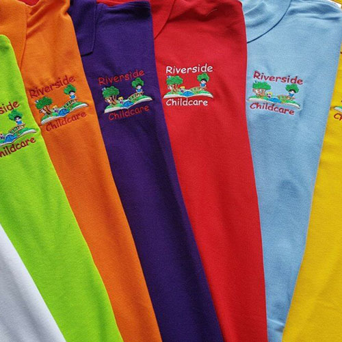 New Uniforms for Riverside Childcare